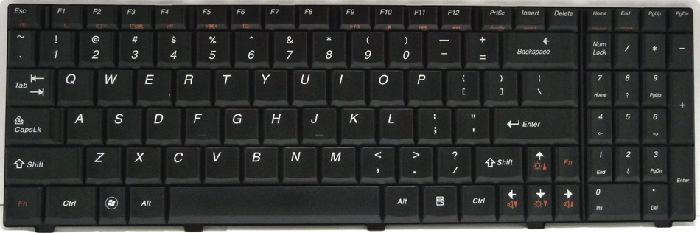 Lenovo G560 Laptop Keyboard Key Replacement
