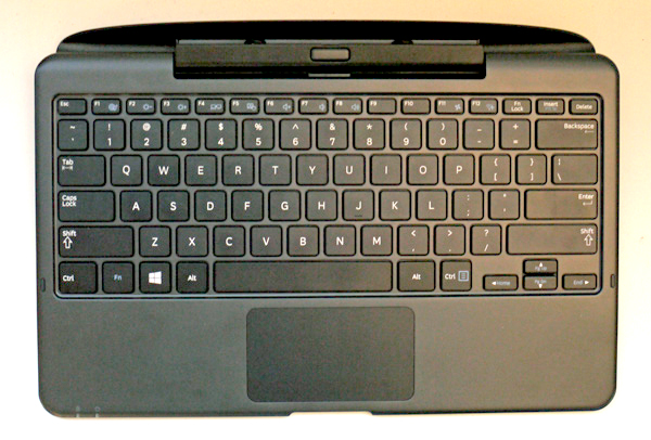 Samsung ATIV Tab 7 Laptop Keyboard Key Replacement