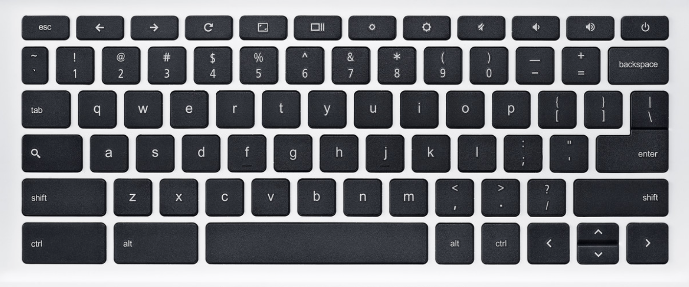 how to change to a qwerty keyboard laptop