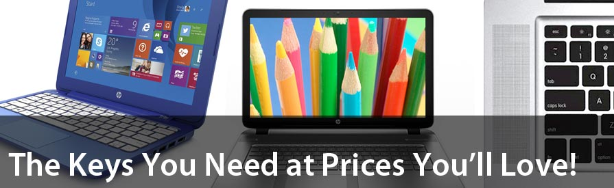 The Keys You Need at Prices You'll Love!