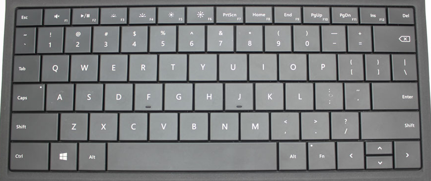 surface 3 type cover keyboard key replacement 1654